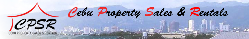Cebu Property Rentals and Real Estate Sales